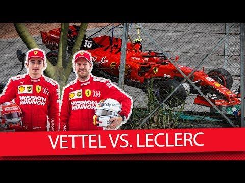 Vettel vs. Leclerc: Eskaliert das Duell erneut? - Formel 1 2019 (Talk)