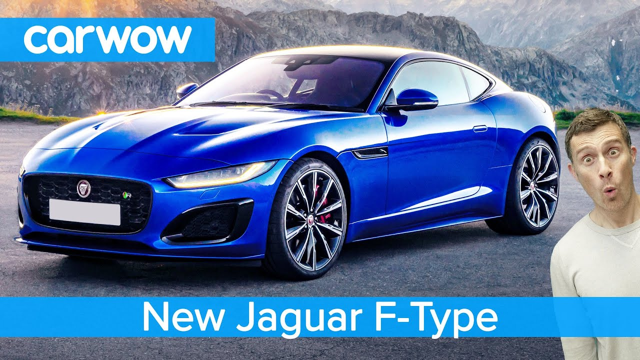 New Jaguar F Type What The Heck Have They Done To The Design Youtube