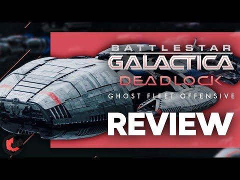Battlestar Galactica Deadlock: Ghost Fleet Offensive Review