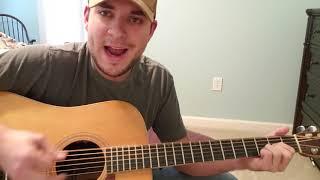 Blake Shelton - Hell Right (Guitar Lesson)