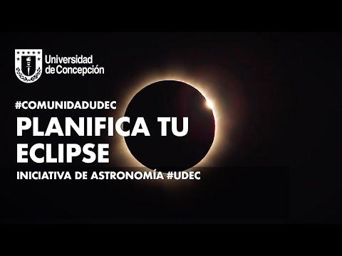#ComunidadUdeC: Planifica tu Eclipse
