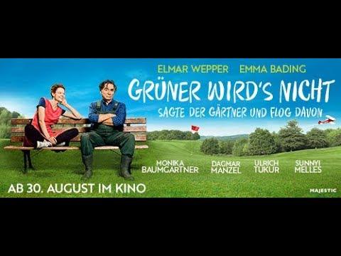 GRÜNER WIRD'S NICHT, SAGTE DER GÄRTNER UND FLOG DAVON – Trailer