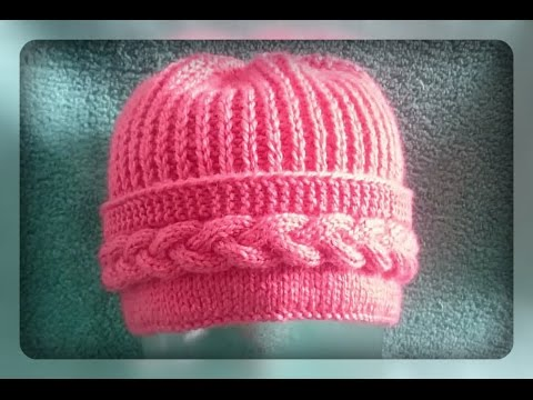 Вязаные шапки для женщин Схемы вязания 100 моделей