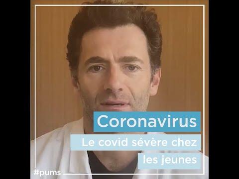 Coronavirus: quels sont les risques pour les moins de 50 ans ? Professeur Lescure #PuMs