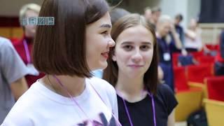 В выходные в Молодёжном центре прошла уже четвёртая школа КВН