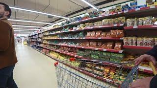 Влог Закуп продуктов на майские праздники
