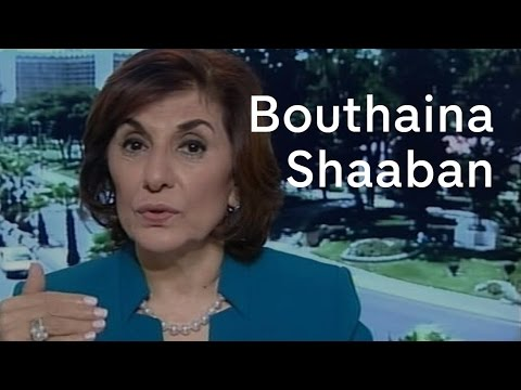 Bouthaina Shaaban talks to Cathy Newman about Syria - full interview
