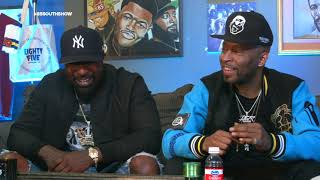 Young Buck & Drumma Boy in the Trap! W/ Karlous Mller and Chico Bean