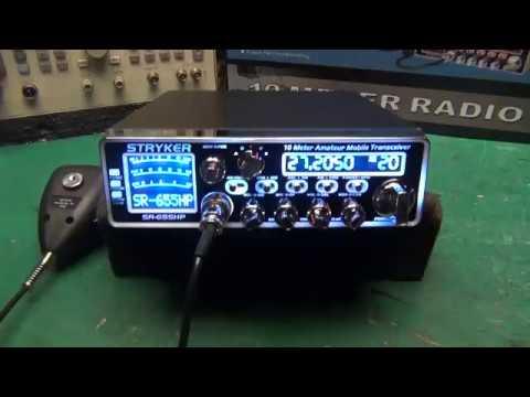Stryker SR 655HPC Tune-up Report