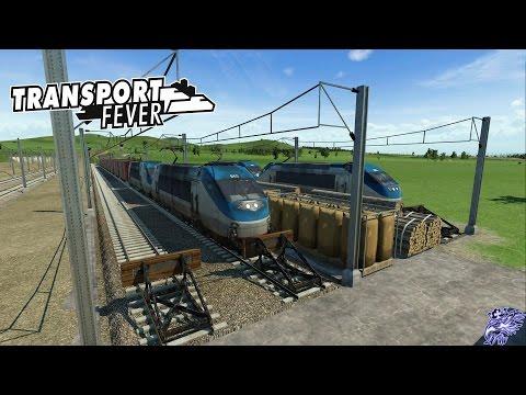 [En Diferido] -- 1# - El inicio de una Gran Compañía -- E.R.T. -- Transport Fever [Español]