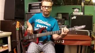poison bell biv devoe bass cover