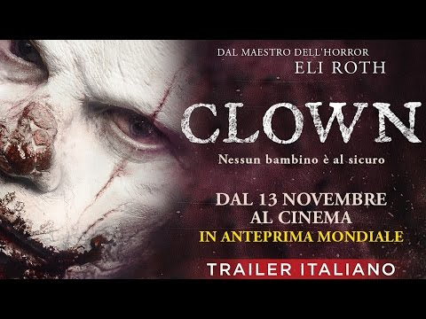 CLOWN - Trailer italiano [HD]