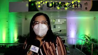 Morada Nova   Ana Cristina secretária de articulação fala do esforço da gestão para inaugurar a UPA