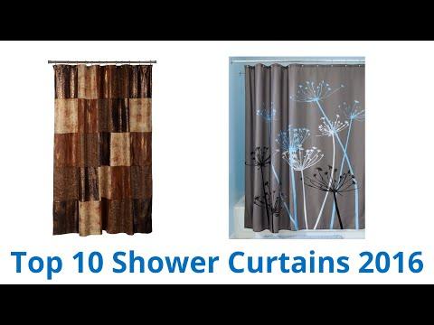10 Best Shower Curtains 2016