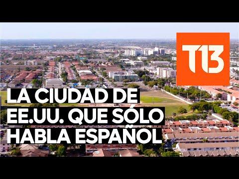 La ciudad de Estados Unidos que slo habla espaol