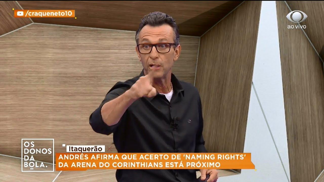 Neto: Andrés disse que pagará dívida da arena até o Carnaval