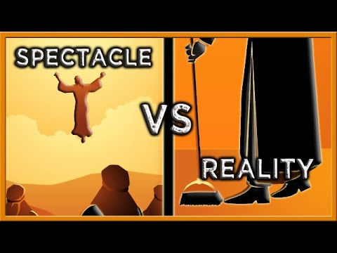 Spectacles Vs Reality: Who Was The Real Jesus?