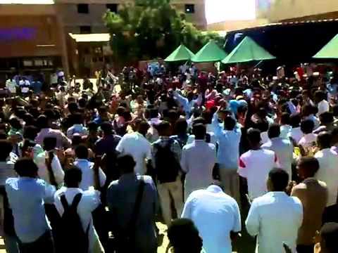 khartoum university - after 12.25.2011