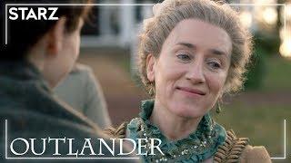 Outlander | The Fiery Aunt Jocasta | STARZ