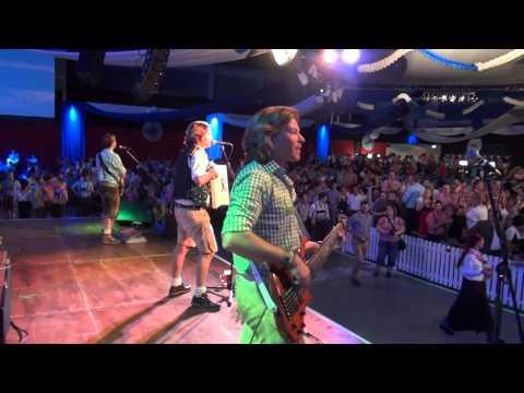 Trenkwalder Live auf Oktoberfest in Fulda