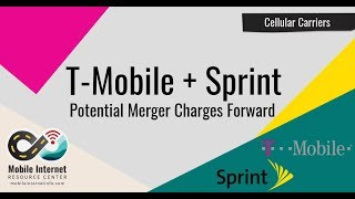 The long-in-the-works T-Mobile / Sprint merger got a huge today whe...