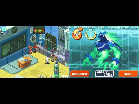 MegaMan Starforce 3 Black Ace Gameplay Walkthrough Part 2