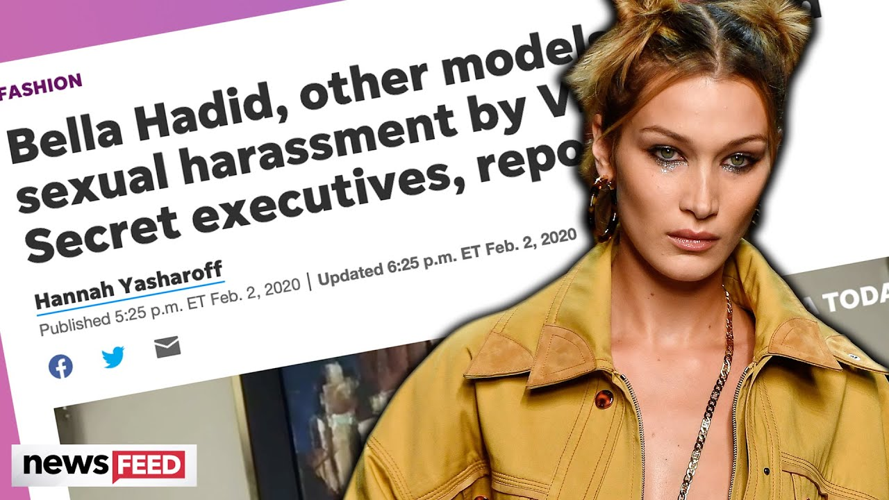 Bella Hadid Recalls PRESSURE to be A 'Sexbot' in Early Career!