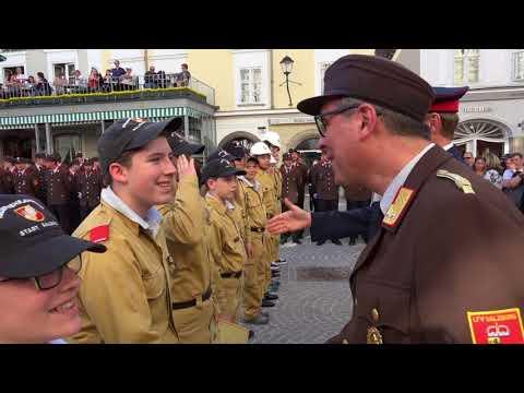 Florianifeier 2018 in der Stadt Salzburg