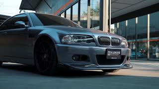 BMW M3 E46 - H.drive racing product