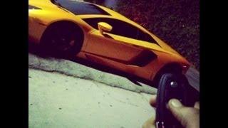 Essai Lamborghini Gallardo 2012 ( son moteur )
