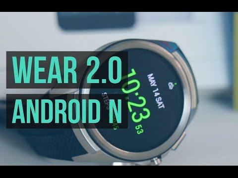 Android Wear 2.0 - Android N | Anteprima video | HDblog