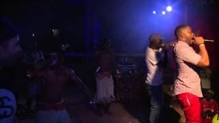 Tay Grin feat. Esau Mwamwaya (The Very Best) & Solareye (Stanley Odd) | Lake of Stars 2014