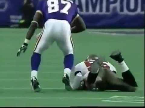 2001 NFL Week 3 Tampa Bay Buccaneers @ Minnesota Vikings 1st Half