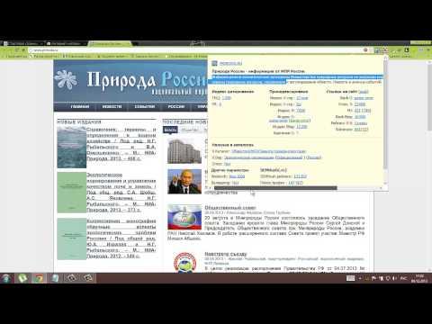 Расширение RDS бар для Google Chrome