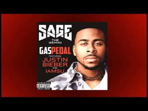 Sage The Gemini ft Justin Bieber & IamSu  Gas Pedal Remix
