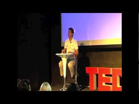TEDxKL - Anas Zubedy - Why businesspeople (and those who work with them) go to heaven