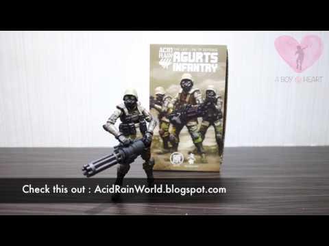 Ori Toy Acid Rain The Last Line of Defence - Agurts Infantry