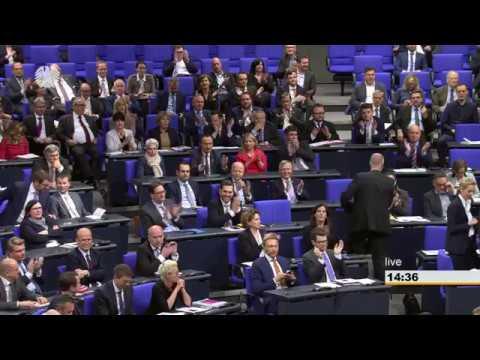 Bundestag: Aktuelle Stunde zu Entlassungen bei Siemens