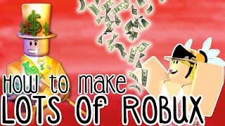 how to be a successful designer make lots of robux roblox
