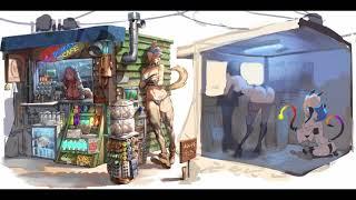 Timelapse Speedpaint - Shopkeeper