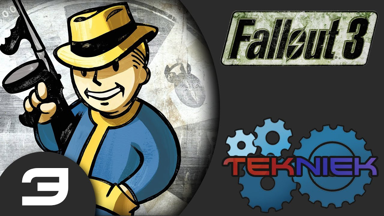 4dd1571b0f811 Fallout 3 Gameplay Walkthrough Part 3 - Where s My Dad  - YouTube