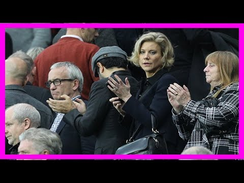 Amanda staveley appearance fuels newcastle takeover talk
