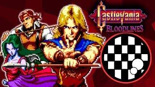 Castlevania: Bloodlines - Pikasprey