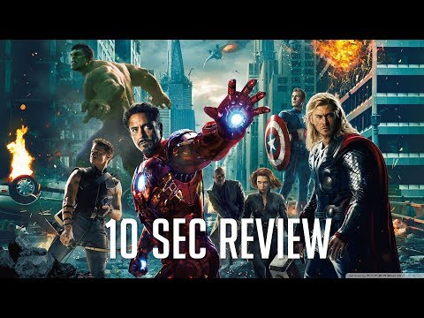 10 Sec Review - The Avengers