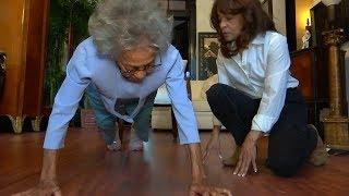 102-year-old Ida Keeling setting race records