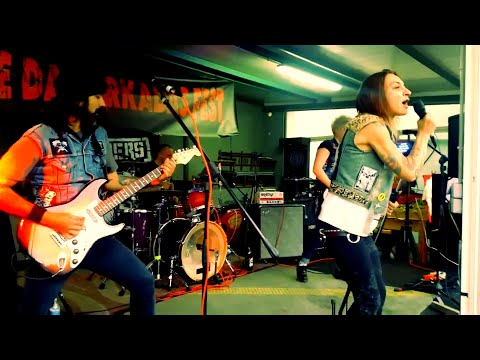 GRIPPERS - Overrated - Arkadas Fest 7-4-2018