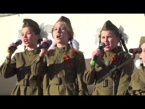 "Концерт на площади ДК ""Октябрь"" 9 мая"