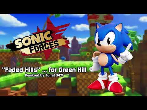 [Sonic Forces] Classic Green Hill Remix