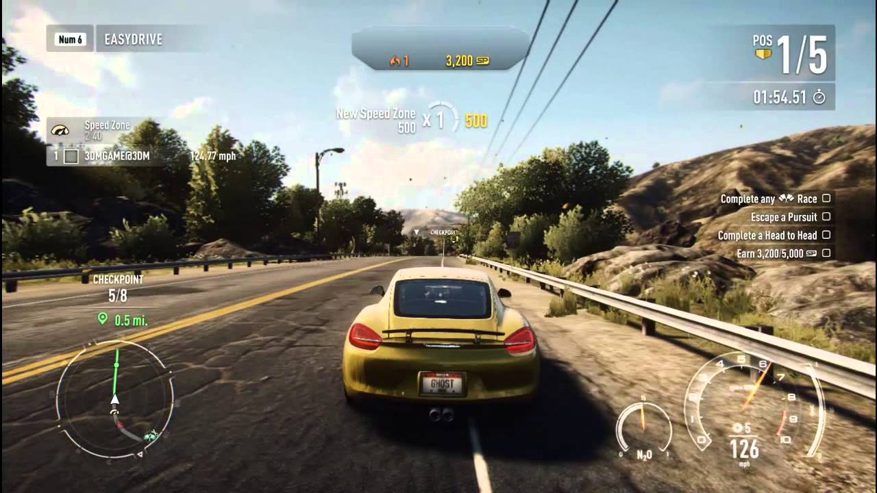 need for speed rivals pc gameplay on geforce gt 630 core 2. Black Bedroom Furniture Sets. Home Design Ideas