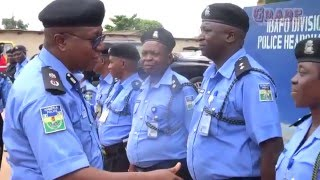THE NIGERIA POLICE FORCE, IBAFO DIVISIONAL HQ. OGUN STATE